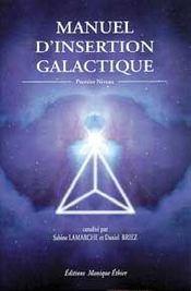 Manuel d'insertion galactique - Intérieur - Format classique