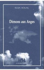 Démons aux anges - Couverture - Format classique