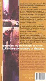 Le Double Corps Du Roi - 4ème de couverture - Format classique