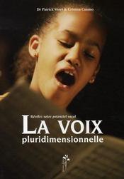 La voix pluridimensionnelle - Intérieur - Format classique