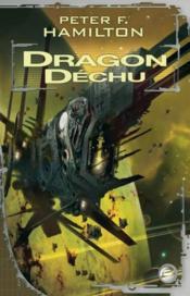 Dragon déchu - Couverture - Format classique