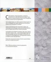 Mediterranee - 4ème de couverture - Format classique