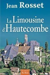 La limousine d'Hautecombe - Couverture - Format classique