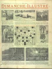 Dimanche Illustre N°135 du 27/09/1925 - Couverture - Format classique