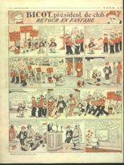 Dimanche Illustre N°135 du 27/09/1925 - 4ème de couverture - Format classique