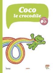 Coco le crocodile - Couverture - Format classique