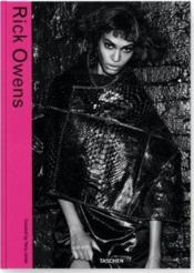 Vente livre :  Rick Owens  - Terry Jones