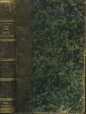 Les Deux Etreintes. Roman Contemporain. - Couverture - Format classique