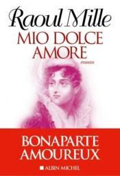 Mio dolce amore - Couverture - Format classique