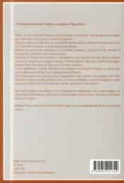 La dynamique des fluides - 4ème de couverture - Format classique