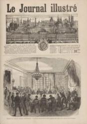 Journal Illustre (Le) N°321 du 03/04/1870 - Couverture - Format classique