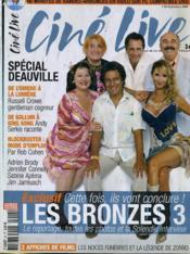 Cine Live - N° 93 - Les Bronzes 3 - Couverture - Format classique