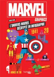 Vente livre :  Marvel graphics  - Virgile Iscan