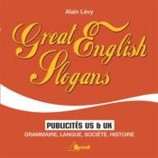 Vente livre :  Great english slogans  - Alain Levy
