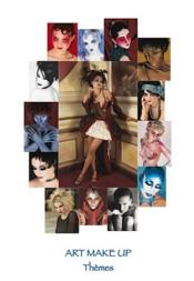 Vente livre :  Art make up themes  - Lionnel Lorut