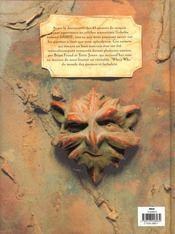 La bible des gnomes et farfadets t.1 - 4ème de couverture - Format classique