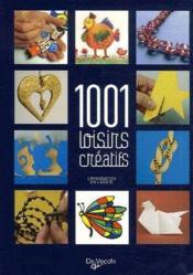 1001 Loisirs Creatifs - Couverture - Format classique