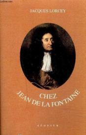 Chez Jean de la Fontaine - Couverture - Format classique