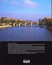 Atlas De Paris ; L'Evolution D'Un Paysage Urbain - 4ème de couverture - Format classique