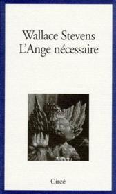 L'ange nécessaire - Couverture - Format classique