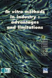 In vitro methods in industry ; advantages and limitations - Couverture - Format classique