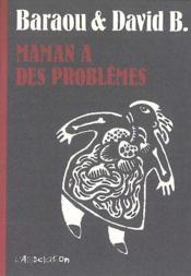 Maman A Des Problemes - Couverture - Format classique