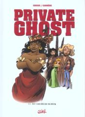 Private ghost t.3 ; hot caribbean rainbow - Couverture - Format classique