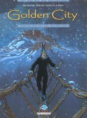 Golden city t.6 ; Jessica - Intérieur - Format classique