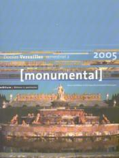 Monumental - Couverture - Format classique