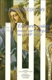 Ecritures Codees - Couverture - Format classique
