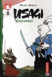 Usagi yojimbo t.11 - Intérieur - Format classique