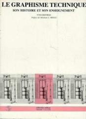 Le Graphisme Technique - Couverture - Format classique