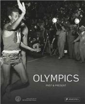 The Olympics Past And Present /Anglais - Couverture - Format classique