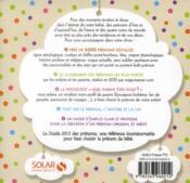 Guide des prénoms (édition 2013) - 4ème de couverture - Format classique