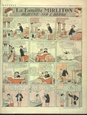 Dimanche Illustre N°136 du 04/10/1925 - Intérieur - Format classique