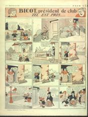 Dimanche Illustre N°136 du 04/10/1925 - 4ème de couverture - Format classique