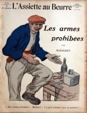 Assiette Au Beurre (L') N°502 du 12/11/1910 - Couverture - Format classique