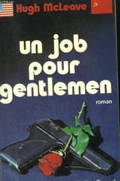 Un Job Pour Gentlemen. - Couverture - Format classique