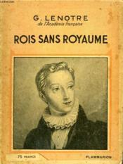 Romans Sans Royaume. Collection : Hier Et Aujourd'Hui. - Couverture - Format classique