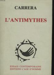 L'Antimythes - Couverture - Format classique