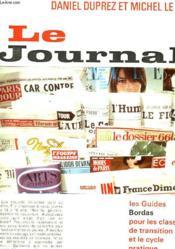 Le Journal - Couverture - Format classique