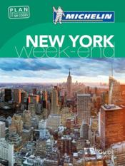 Vente livre :  LE GUIDE VERT ; WEEK-END ; New York  - Collectif Michelin