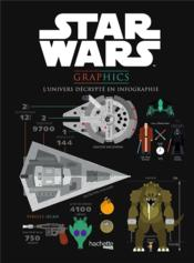 Vente livre :  Star Wars ; graphics  - Virgile Iscan
