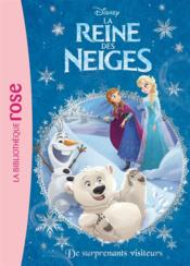 Vente  La Reine des Neiges T.12 ; de surprenants visiteurs  - Collectif - Disney