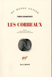 Les corbeaux - Couverture - Format classique