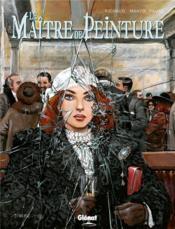 Le maître de peinture t.1; Eliza - Couverture - Format classique