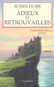 L'Assassin Royal T.13 ; Adieux Et Retrouvailles - Intérieur - Format classique