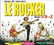 Le rocker illustré de A à Z - Couverture - Format classique