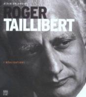 Roger taillibert - Couverture - Format classique