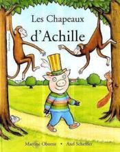 Les Chapeaux D'Achille - Couverture - Format classique